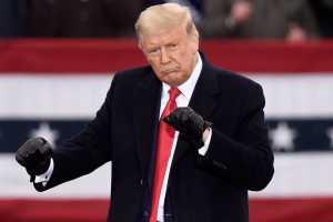 Дональд Трамп выступит в роли ведущего и комментатора на поединке Холифилд – Белфорт