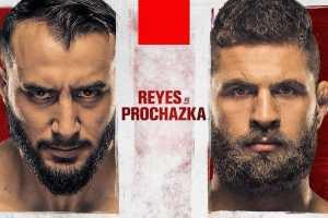Кард UFC on ESPN 23