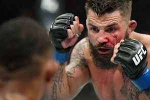 Уволенный из UFC Майк Перри ушел в кулачные бои