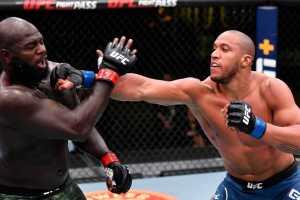 Результаты турнира UFC Fight Night 186