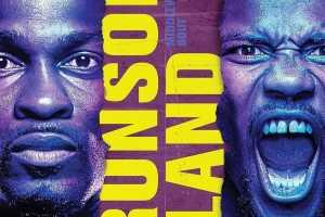 Кард турнира UFC on ESPN 21