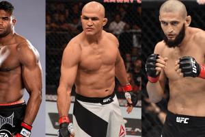 Потери в UFC – уволены Оверим и Дос Сантос, Чимаев тоже уйдет?
