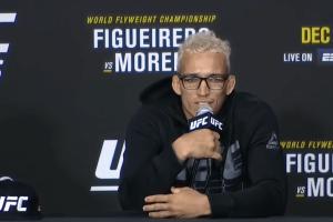 Чарльз Оливейра: Я готов бороться за статус чемпиона
