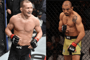 Петр Ян проведет бой против Жозе Альдо за титул чемпиона UFC