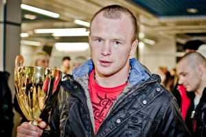 Александр Шлеменко: Я ставлю на Фёдора в реванше с Вердумом