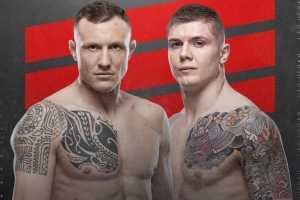 Кард турнира UFC on ESPN 19