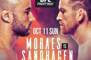Результаты UFC Fight Night 179