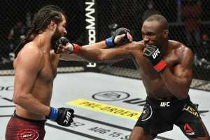 Камару Усман – Хорхе Масвидаль 2 на UFC 261