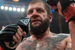 Александр Емельяненко: Фёдор не хотел со мной боксировать