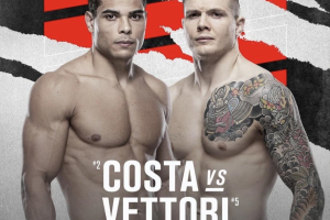 Кард турнира UFC Fight Night 196