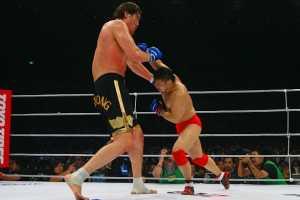 Весовые категории в MMA