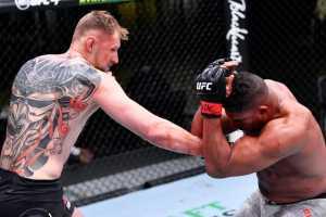 Результаты UFC Vegas 18