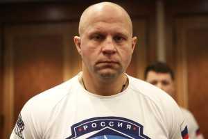 Фёдор Емельяненко: Скоро обсудим с Кокером моего соперника