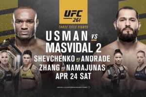 Дана Уайт: Мы вернулись! 15 тысяч зрителей на UFC 261