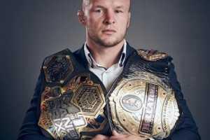 Александр Шлеменко: Я могу выиграть пояс UFC