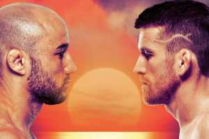 Кард турнира UFC Fight Night 179: Moraes vs Sandhagen
