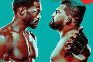 Кард турнира UFC on ESPN 29
