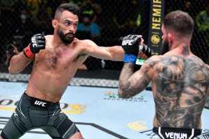 Результаты турнира UFC Fight Night 188
