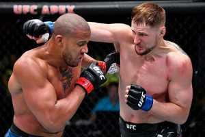 Результаты турнира UFC Fight Night 190
