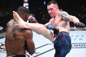 Итоги турнира UFC Fight Night 177: Woodley – Covington