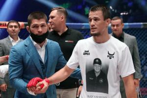 Усман Нурмагомедов будет драться на Bellator 269 в Москве
