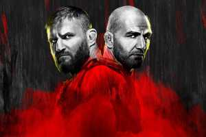 Кард турнира UFC 267