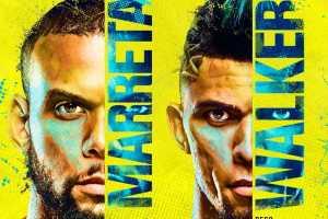Кард турнира UFC Fight Night 193