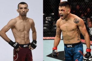 Бой Аскаров – Перез определит претендента на титул UFC