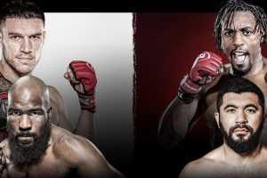 Кард турнира Bellator 257