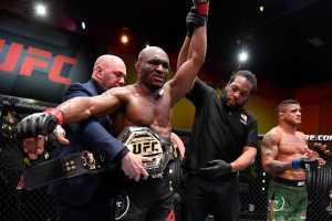 Результаты UFC 258