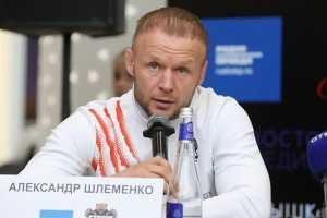 Александр Шлеменко: В UFC дерутся чистые бойцы