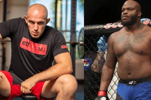 Алексей Олейник и Деррик Льюис возглавят турнир UFC 8 августа