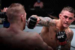 Итоги турнира UFC on ESPN 12