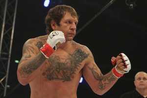 Угловой Александра Емельяненко рассказал, почему тот не борется