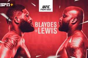 Кард UFC Vegas 19