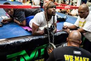 Прокачка мышц шеи для бойцов