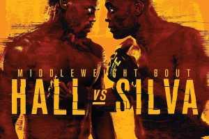 Кард UFC Fight Night 181: Silva vs Hall