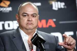 Скотт Кокер: Мы готовы организовать бой Леснар – Емельяненко