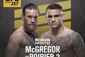 Кард UFC 257