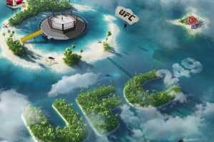 В июле UFC проведет четыре турнира на «Бойцовском острове»
