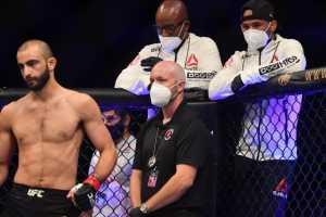 Гига Чикадзе: «В UFC я показал только 25% своего потенциала»