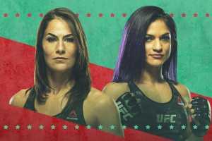 Результаты UFC Fight Night 172: Ай – Кальвильо