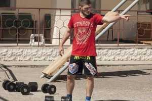 Техника, приёмы и тренировки Хабиба Нурмагомедова