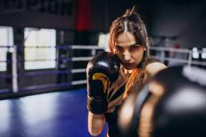 Женский бокс. Отличия от мужского