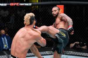 Результаты турнира UFC Fight Night 193