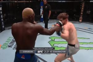 Результаты UFC Fight Night 173