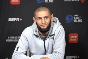 Хамзат Чимаев: Родные были против моей бойцовской карьеры
