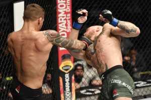 Результаты UFC 257
