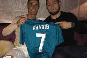 Хабиб Нурмагомедов может стать футболистом