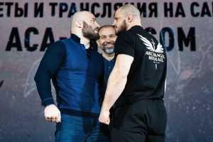 Магомед Исмаилов: У Штыркова против меня никаких шансов